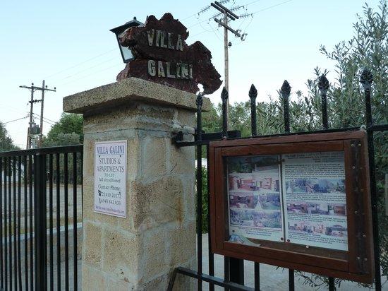 Villa Galini Lindos: Villia Galini