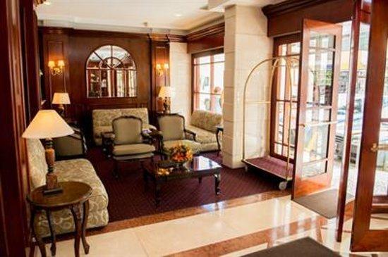 Hotel Lancaster: Hall de Entrada - Luxuosa