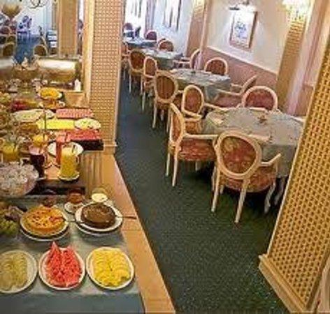 Hotel Lancaster: Café da Manhã - Perfeito