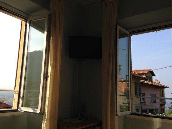 Locanda Milano 1873 : utsikt från rum