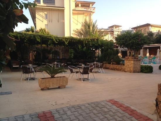 Anadol Hotel: bahçe