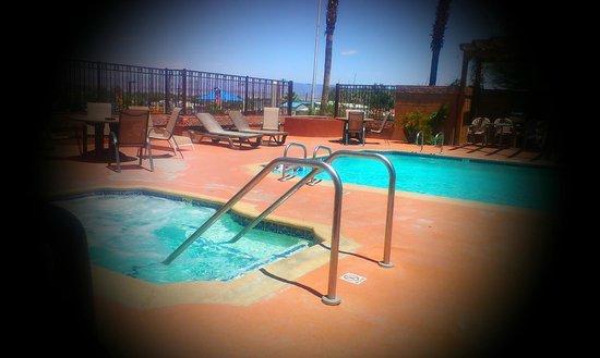 BEST WESTERN Colorado River Inn: JACUZZI&POOL