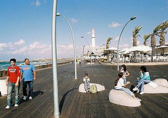מתחם הנמל הישן בתל אביב