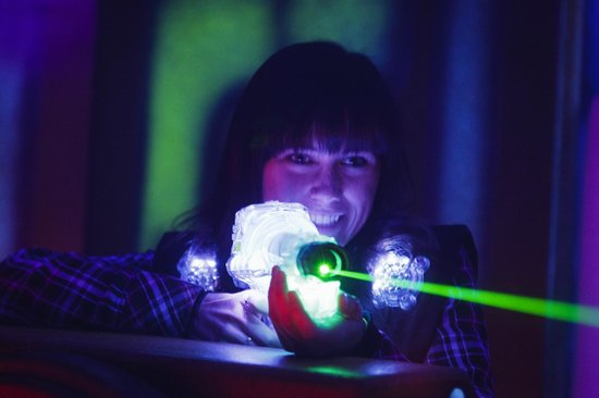 Gettysburg Family Amusement Complex: Laser Tag - We're the FUN Gettysburg Address!