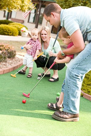 Gettysburg Family Amusement Complex: Vintage Mini Golf, Go Karts, Laser Tag & MORE!