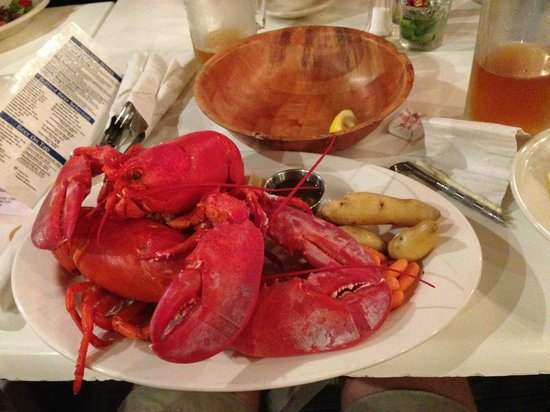 McSeagull's: 2 Lobsters for $20!!!!!