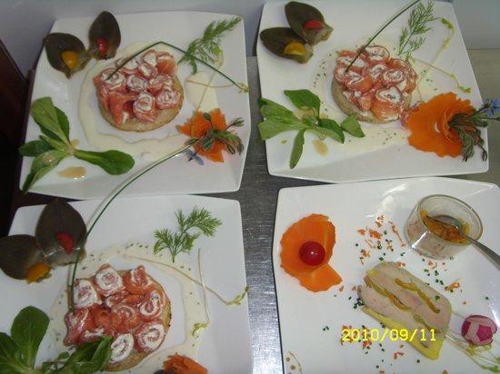 Restaurant papille yvetot restaurant avis num ro de for Cuisine yvetot