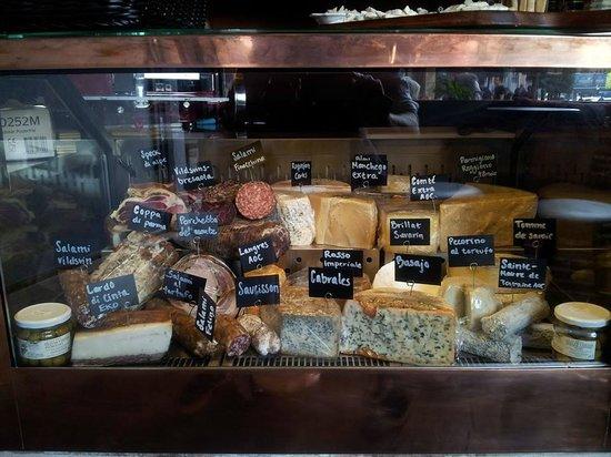 Corvina : Fresh deli
