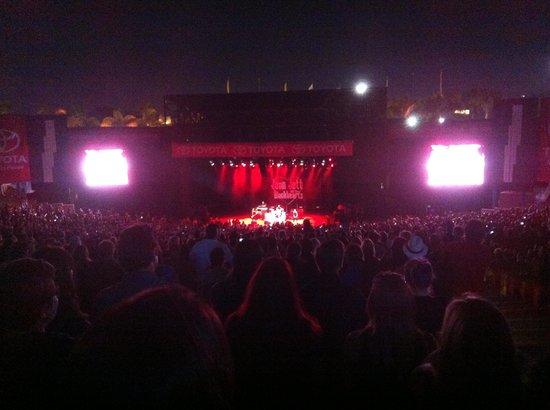 Irvine Meadows Amphitheatre