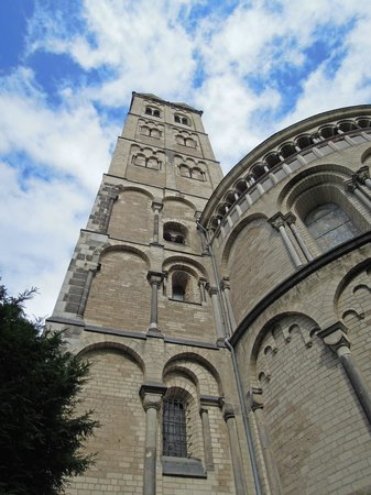 St. Gereon: Tower of Saint Gereon