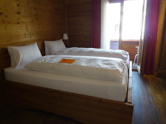 Arosa Vetter Hotel : Comfort Double Room