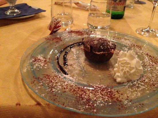 Locanda Milano 1873 : dessert