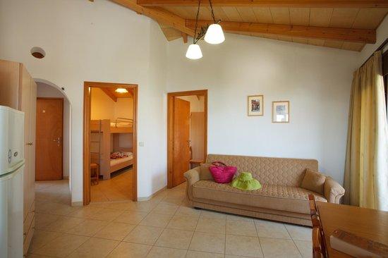 Castello Apartments: Family Apartment