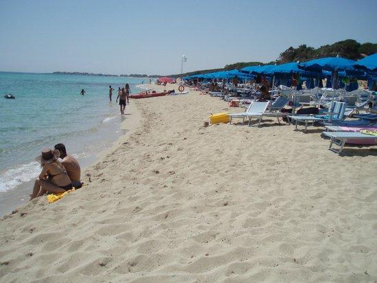 Agri Hotel Conte Salentino: Great local beaches