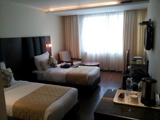 Hotel Cama: My room
