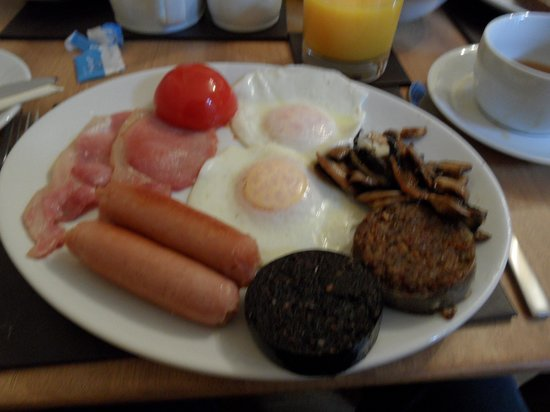 Westview Guest House : What a Breakfast!