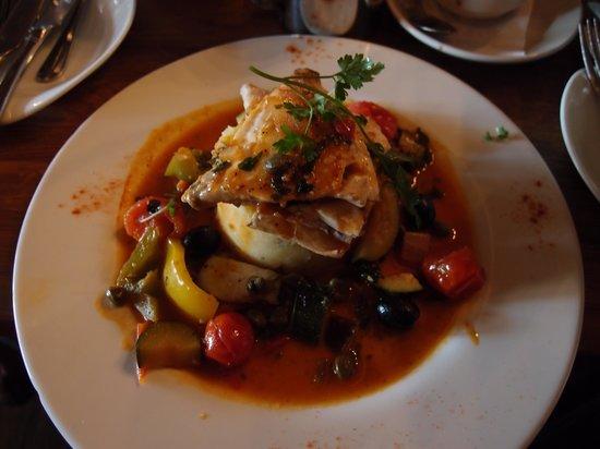 Toscana: main dish