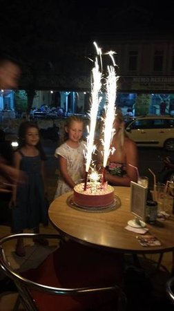 Coffee Pot : Birthday Party