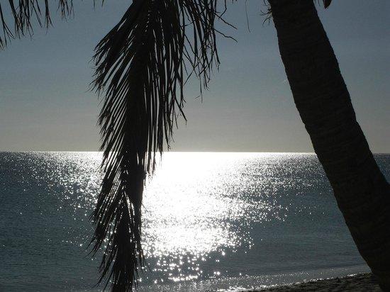 Playa Ancon: Tramonto