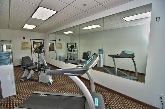 MainStay Suites: Fitness Center
