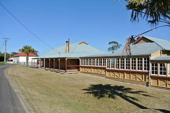 Manly Quarantine Station: Beautifully restored buildings
