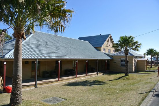 Manly Quarantine Station: Accommodation area - Q Station hotel