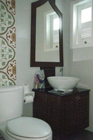 D&D INN: toilette superieur
