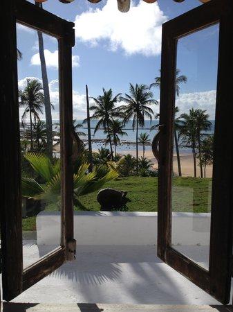 Hotel Fazenda Cala & Divino: vista bangalo 4