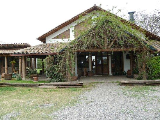 Hotel Casa de Campo: Entrada Principal