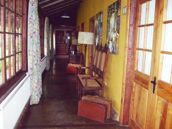 Hotel Casa de Campo: Interior
