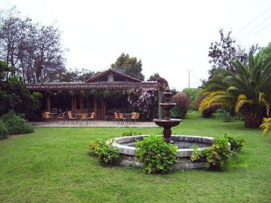 Hotel Casa de Campo: Jardin