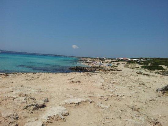 Platja d es Cavallet: Ibiza, Espanha