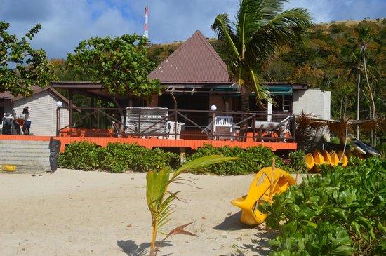 Coralview Island Resort: Hote Entrance