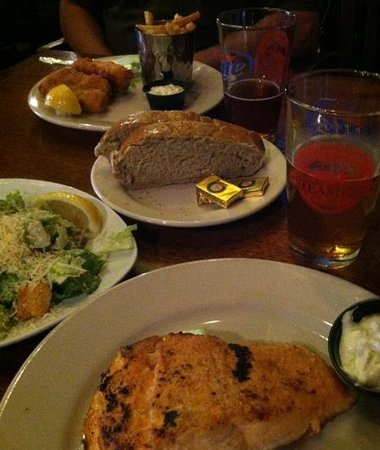 Annabelle's Famous Keg and Chowder House : yum
