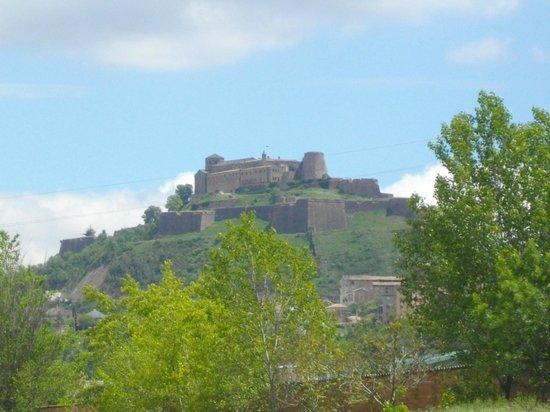 Parador de Cardona: The castle