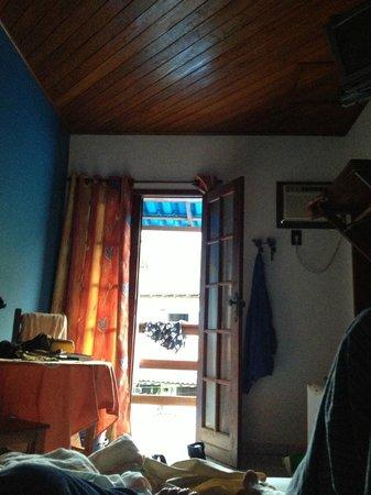 Pousada Telhado Azul: Room