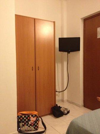 Hotel Corsi : la camera