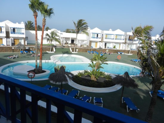 Hotel Club Siroco: Premium Pool area