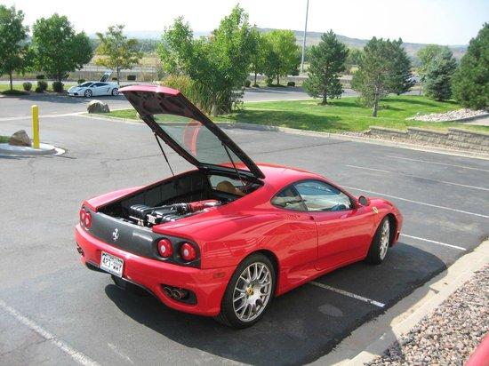 Mile High Drives: Ferrari