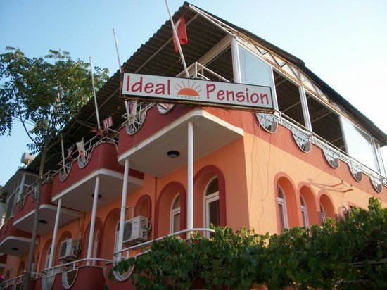 Ideal Pension Hostel: ideal pension