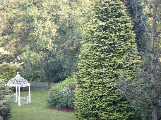 The Wordsworth Hotel: hotal garden