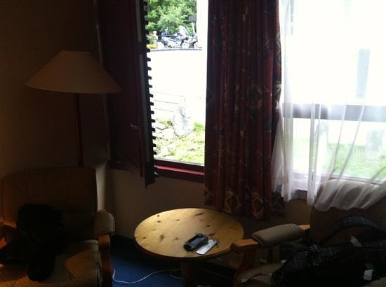 Hotel Geiranger: room 421