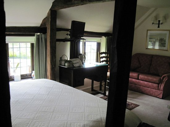 Hononton Cottage Bed & Breakfast: Willowpit suite