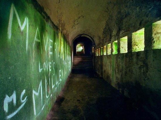 Camden Fort Meagher: CAMDEN Underground