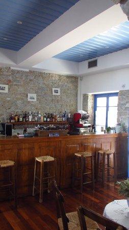Εστιατόριο Αγνάντι: Restaurant Agnanti, Bar