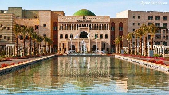 Renaissance Tlemcen Hotel : vue 4