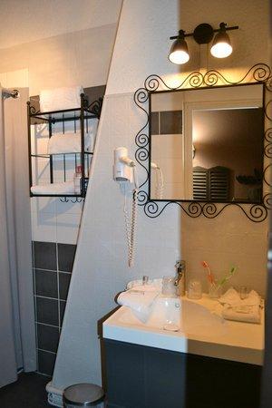 L'oustaloun : Salle de bain
