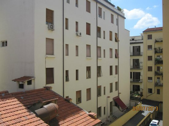 Hotel Savonarola: Room view