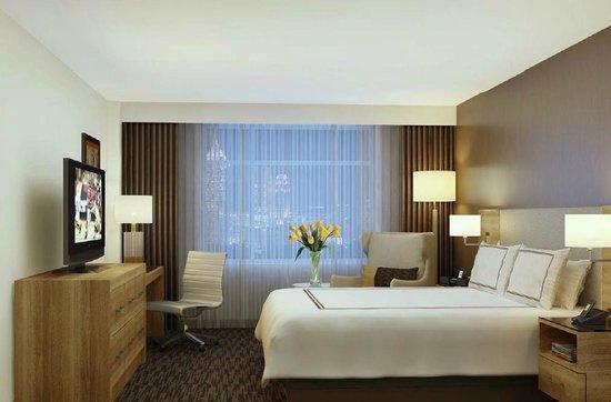 Hyatt Atlanta Midtown: King bedroom