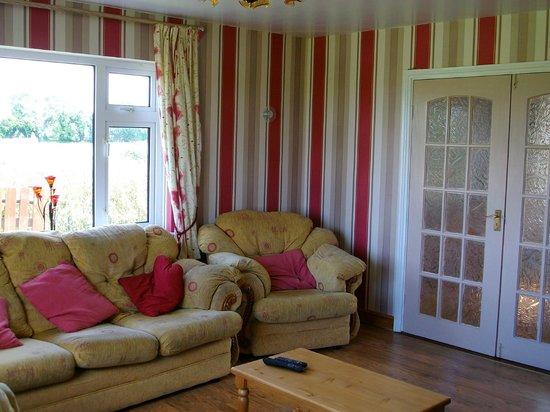 Clonmacnoise B&B : Guest Sitting Room